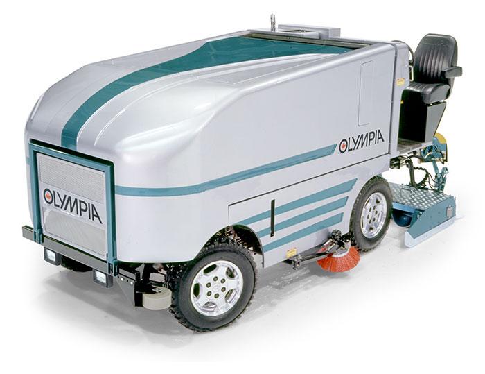 Innovative Olympia Ice Resurfacing Machines Resurfice Corp